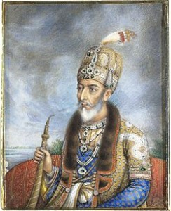 Last Mughal Emperor of India
